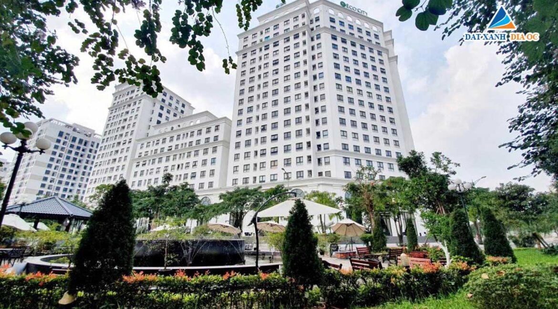 Eco City Việt Hưng - View Ngoài