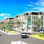 Phối cảnh dự án Tiền Hải Center City Thái Bình - Hình 01