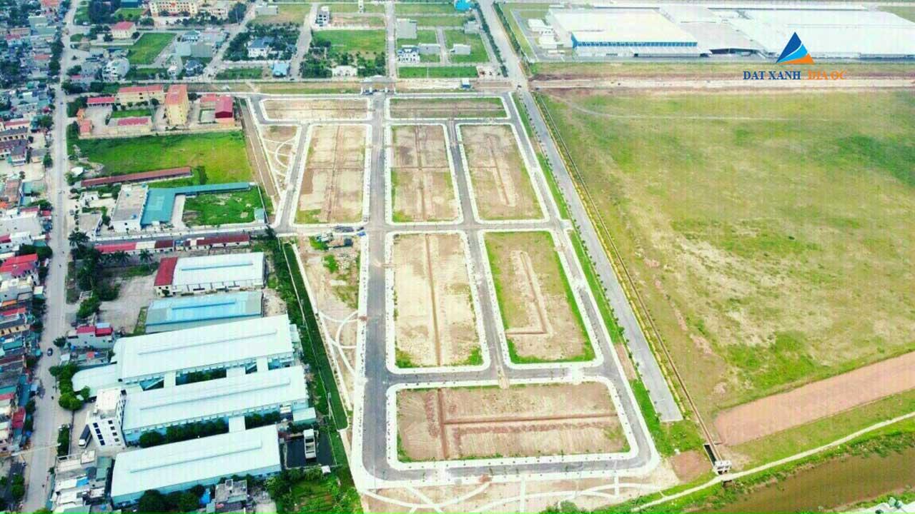 Thực tế dự án Tiền Hải Center City Thái Bình