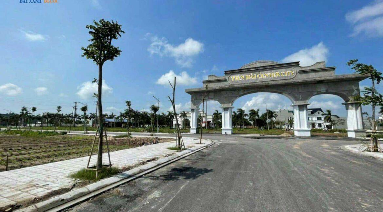 Tiến độ thự tế dự án Tiền Hải Center City Hình 01