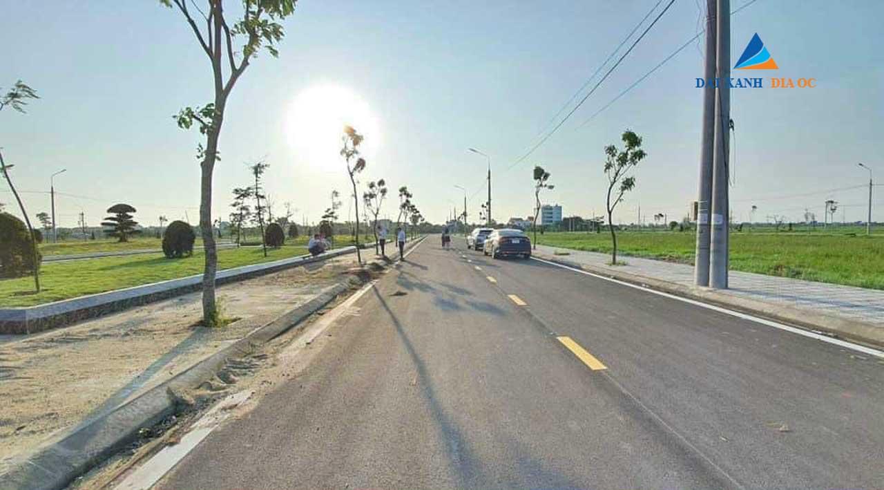 Tiến độ thực tế Tiền Hải Center City Thái Bình