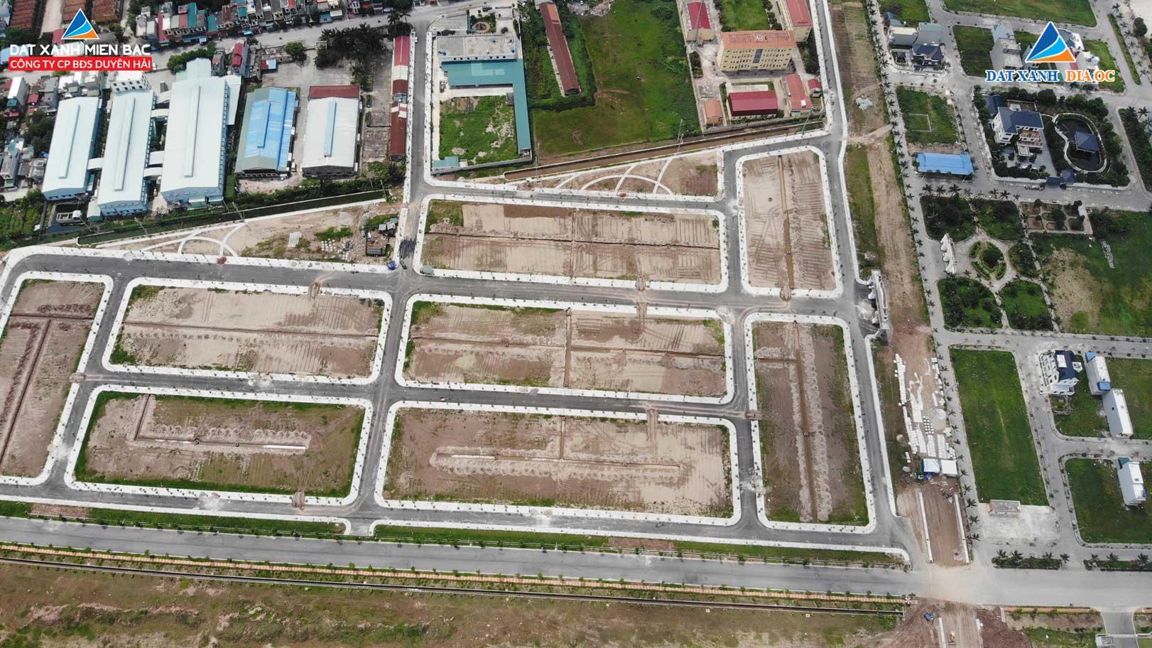 Hình thực tế dự án Tiền Hải Center City - Hình 02