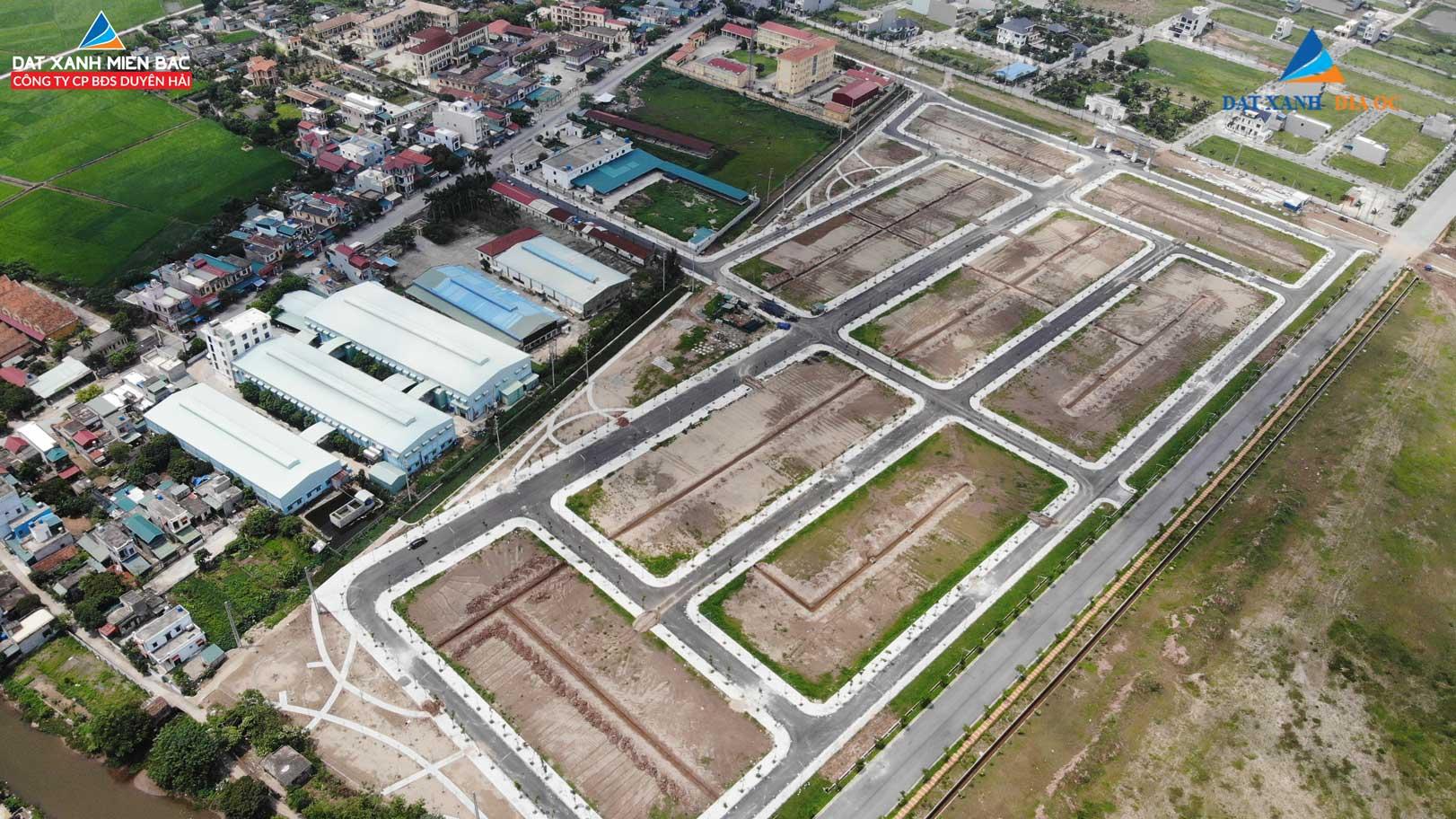 Hình thực tế dự án Tiền Hải Center City - Hình 06