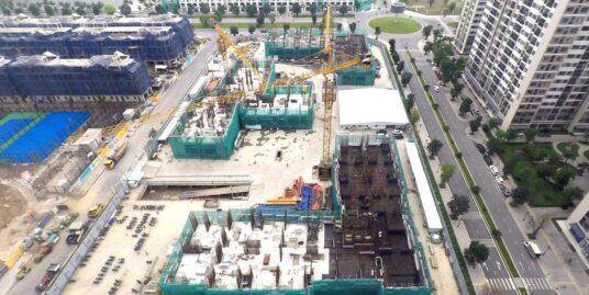 Phân khu Miami: Tiến độ thực tế Masteri Waterfront tháng 5/2021